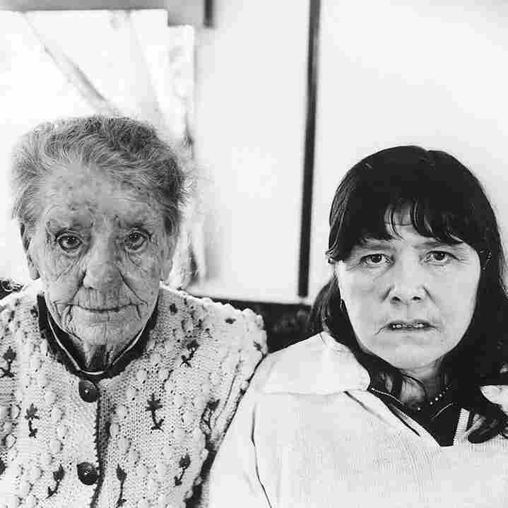 Old Biddy and Nellie Delaney, Cherry Orchard
