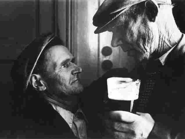 Johnny Cassidy and Big Dan Flynn, Goresbridge