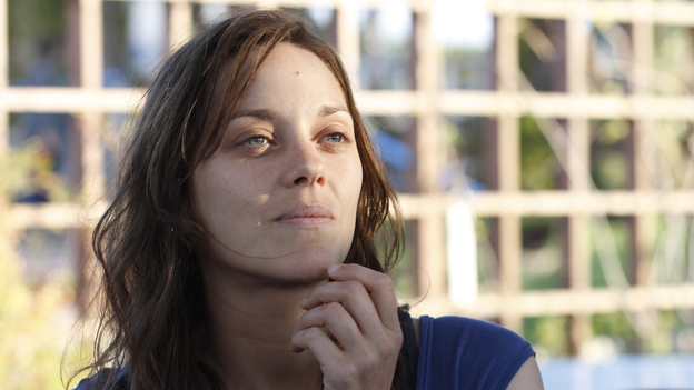 In Rust and Bone, Academy Award winner Marion Cotillard plays an orca trainer who loses her legs in a freak accident. (Sony Pictures Classics)