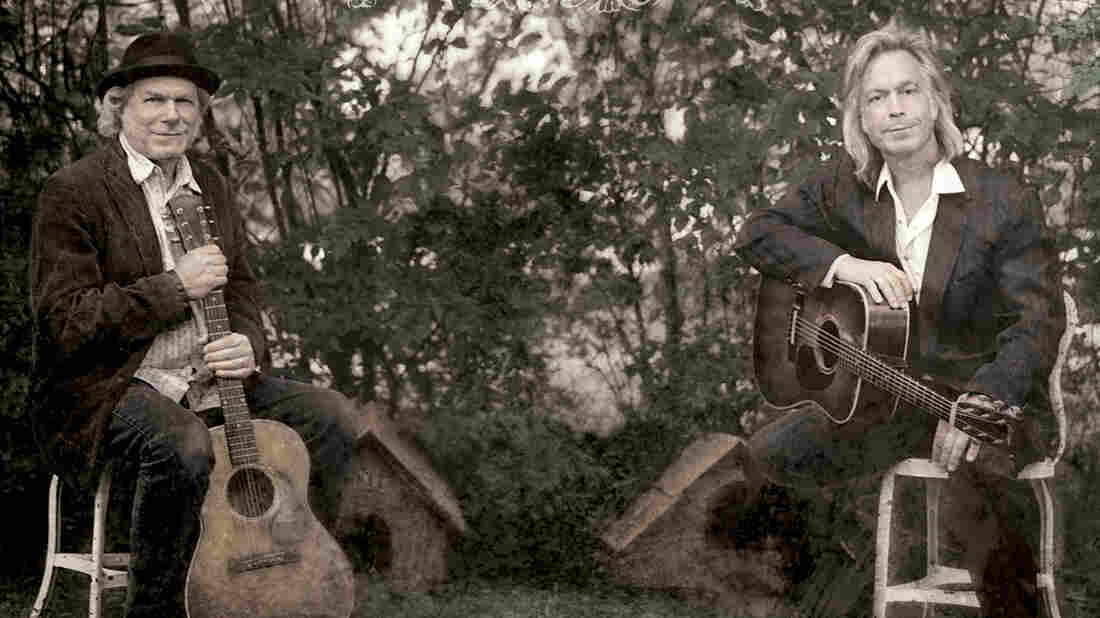 Musicians and friends Buddy Miller and Jim Lauderdale team up on a new album of country duets called Buddy and Jim.