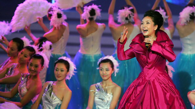 A famous singer, a major general in the army and an AIDS activist, Peng Liyuan is expected to take on yet another role soon: first lady of China. Peng has been married for more than two decades to Xi Jinping, China's newly anointed leader.