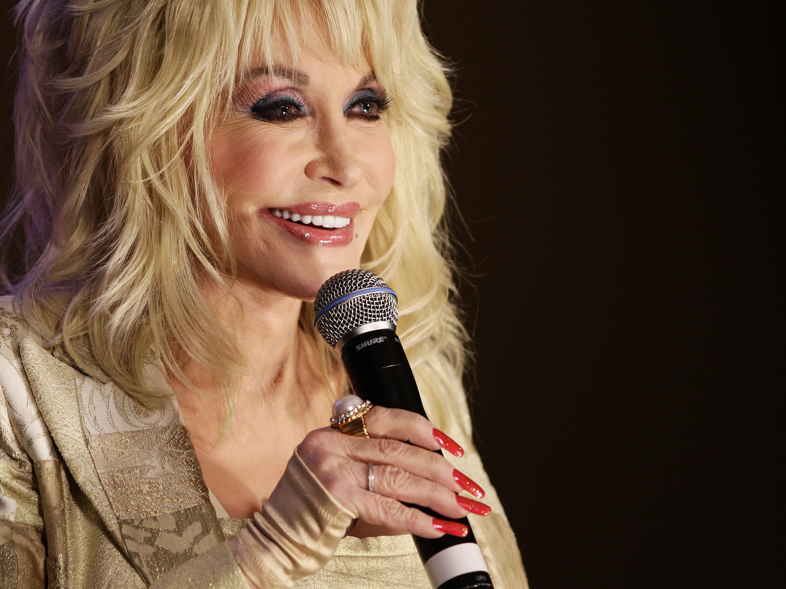 Dolly Parton: After Decades Of Dreaming, Dolly Parton Says, 'Dream More