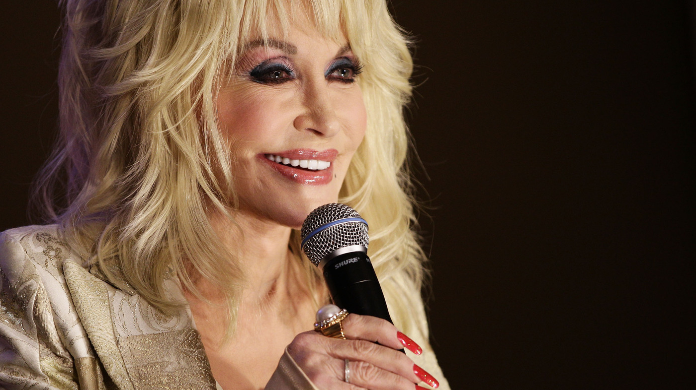 Dolly Parton: Interview: Dolly Parton, Author Of 'Dream More'