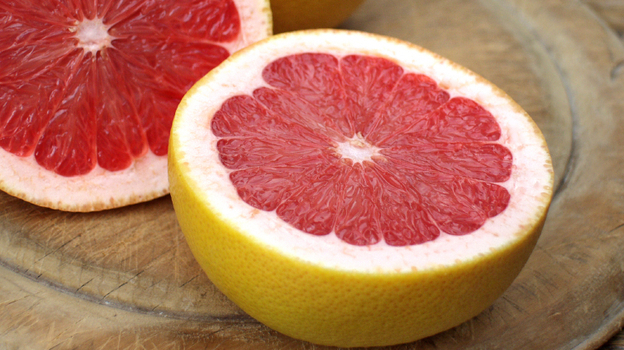 Grapefruit can make for a tasty addition to breakfast. But it can also interfere with some medications. (iStockphoto.com)