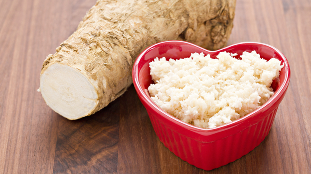 Lidia Bastianich's great-aunt swore by a horseradish tea for clearing out cold-clogged sinus. (iStockphoto.com)