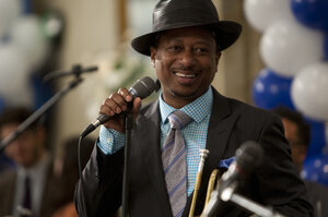 Kermit Ruffins (playing himself