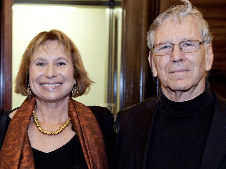Amos Oz is a novelist and professor at Ben-Gurion University of the Negev. His daughter, Fania Oz-Salzberger, is a writer and professor at the University of Haifa. (Yale University Press)