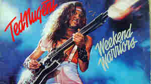 Cover art for Ted Nugent's Weekend Warriors.