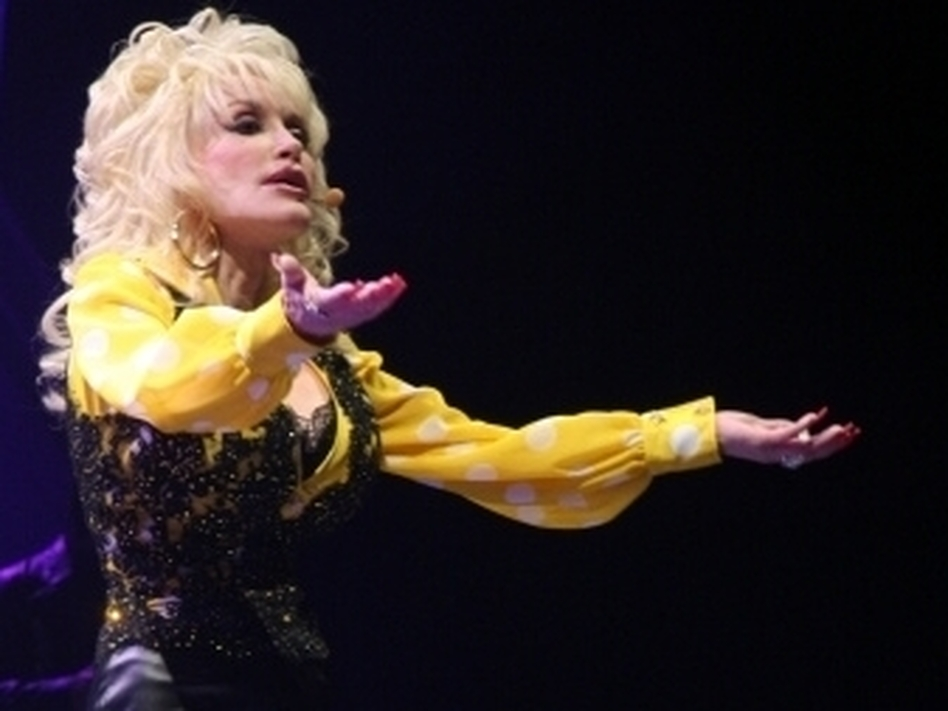 "Dolly Parton, known as ""The Queen of Country Music,"" has won eight Grammys and sold more than 100 million records. (Fran Strine)"