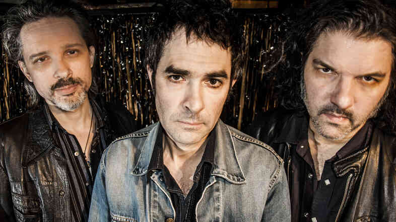 Jon Spencer Blues Explosion.