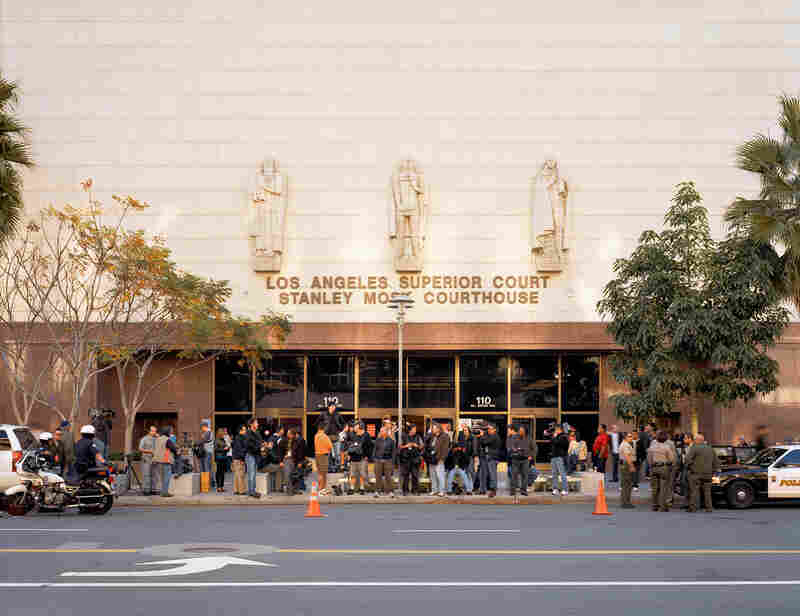 Britney Spears, Los Angeles, 2008