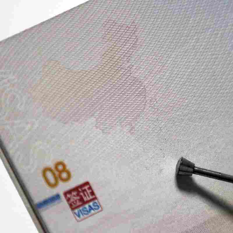 A map in China's new passports shows disputed islands and territorial waters as belonging to China, which has angered several of its neighbors.