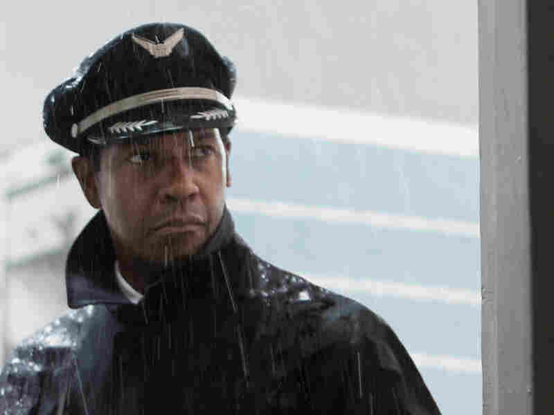 Denzel Washington stars in Flight, the latest film from writer-producer-director Robert Zemeckis.