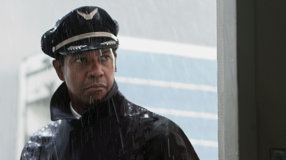 Denzel Washington stars in Flight, the latest film from writer-producer-director Robert Zemeckis. (Paramount Pictures)