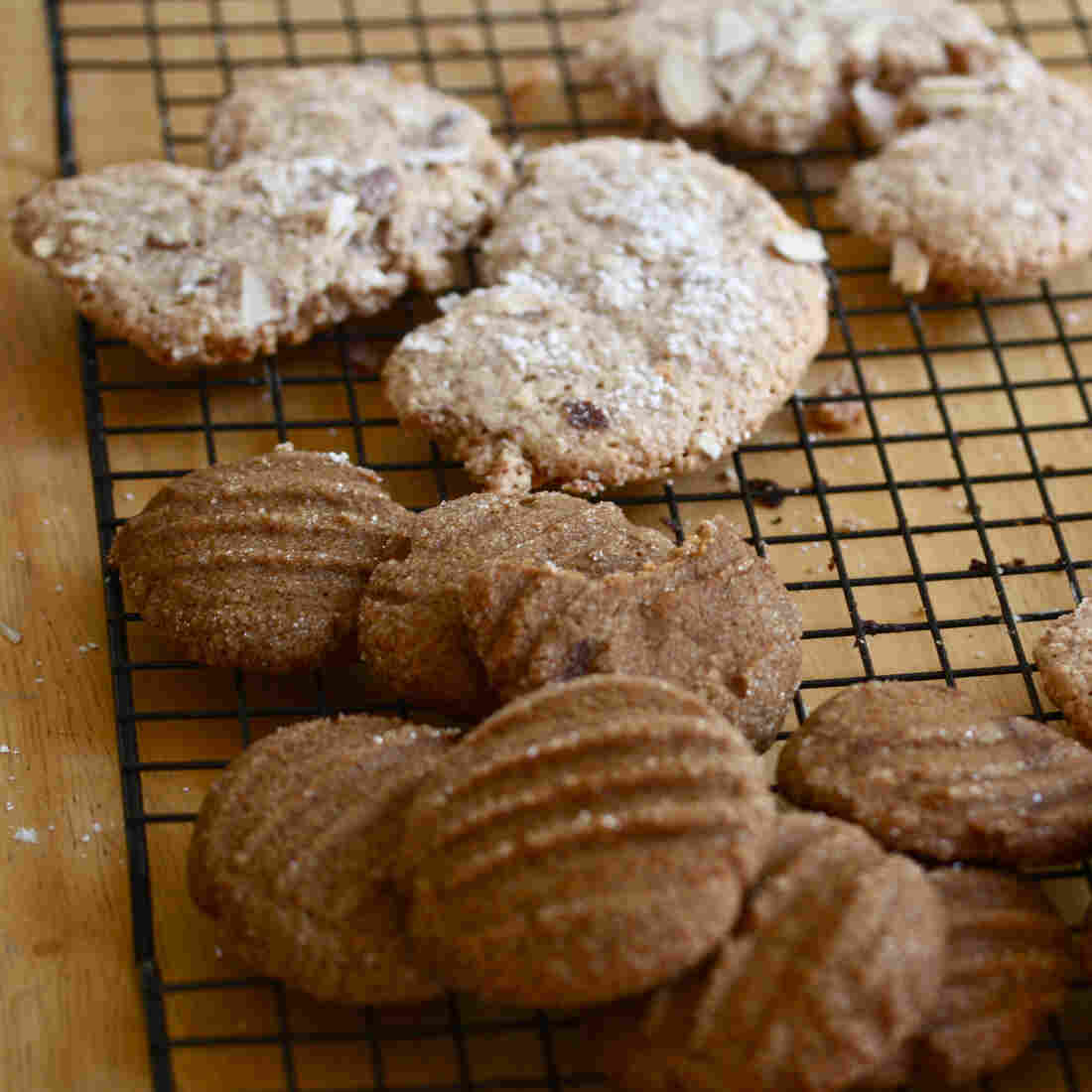 Baking Without Flour For The Holidays
