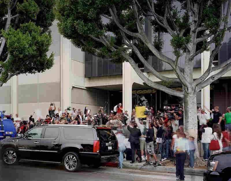 Lindsay Lohan, Beverly Hills, Calif., 2010