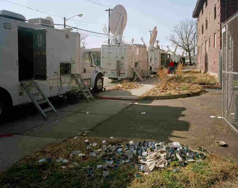 Whitney Houston, Newark, N.J., 2012
