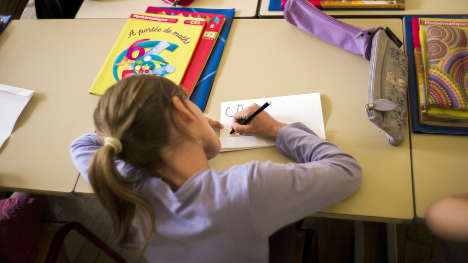 As part of an effort to overhaul education in France, President Francois Hollande is proposing the elimination of homework. (AFP/Getty Images)
