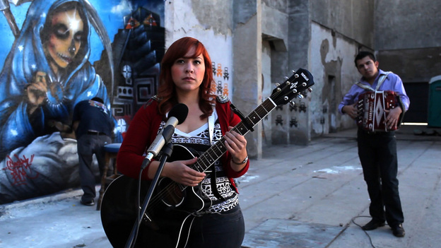 Mexican singer Carla Morrison is featured in the movie Hecho en Mexico. (Courtesy of the artist)