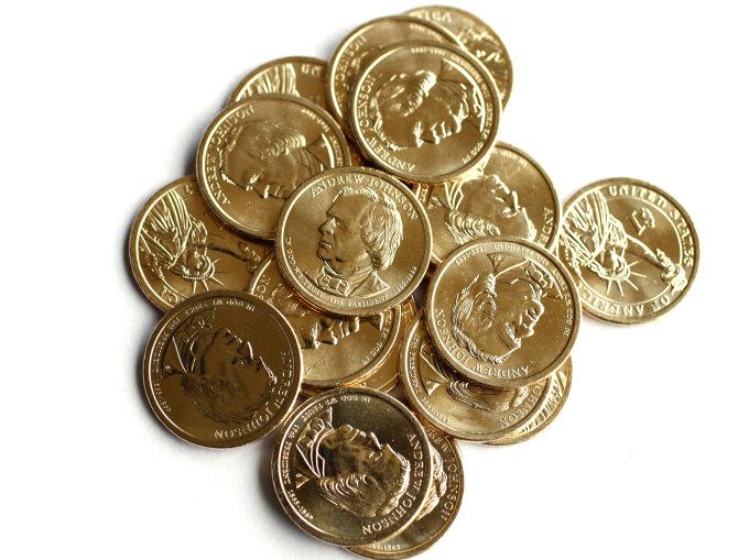 Coins money держава золото