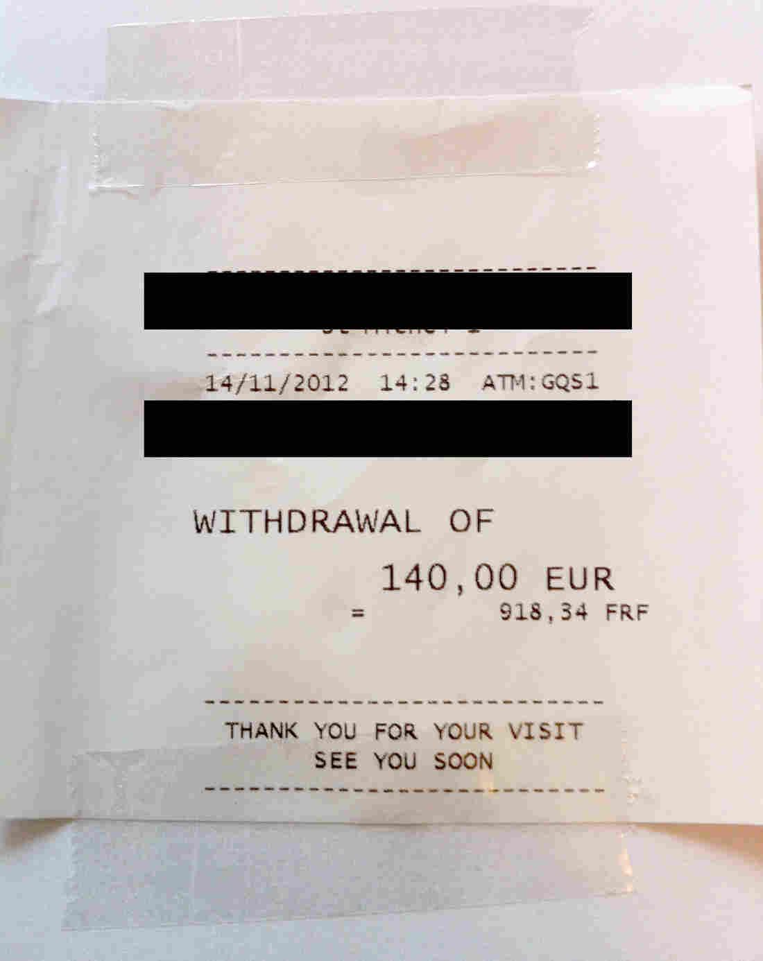 image of francs