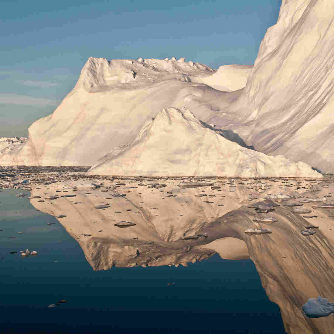 Greenland, Antarctic Ice Is Melting Faster