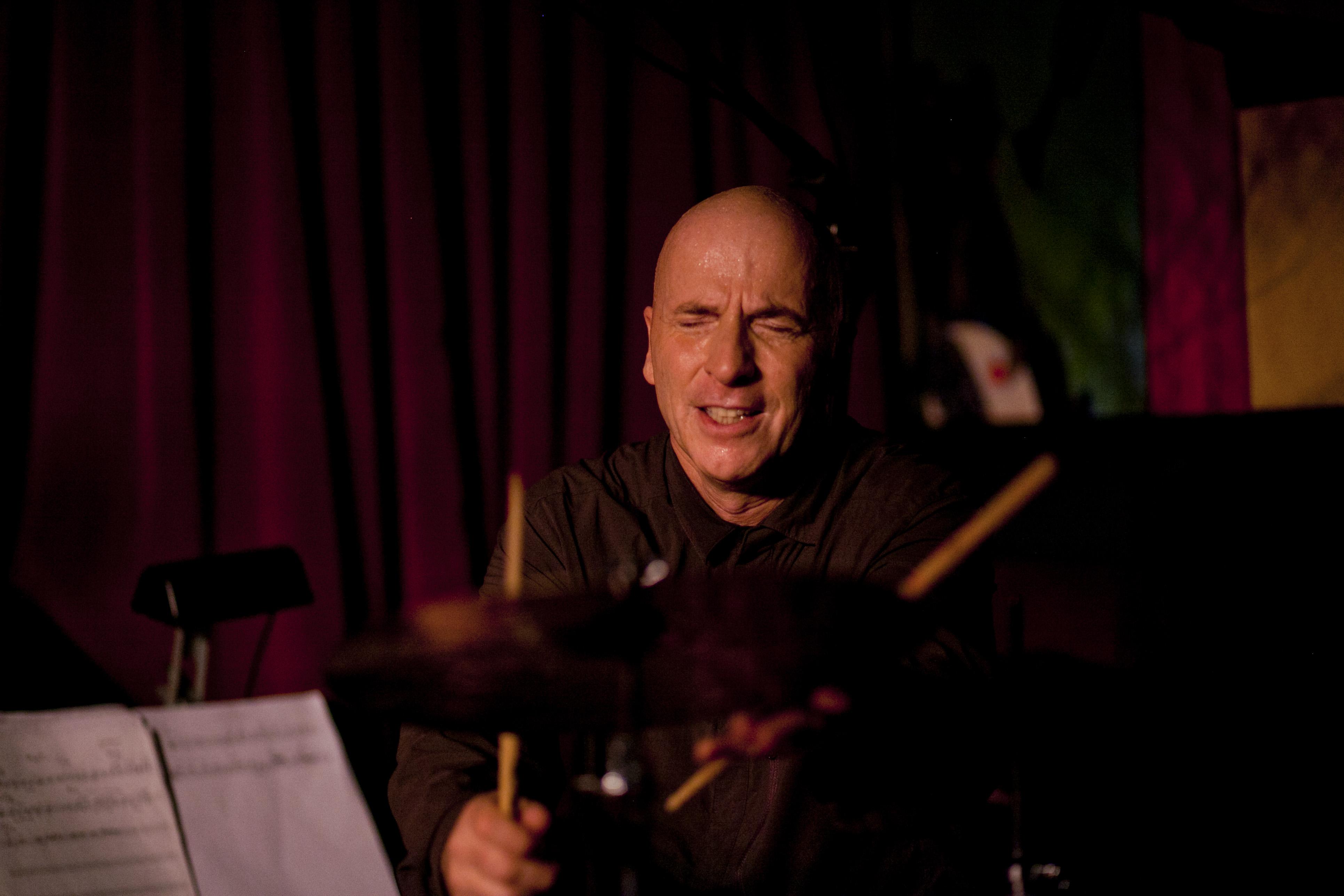 Joey Baron.