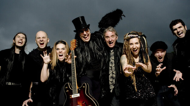 Os Mutantes, reunited since 2006, is one of the most influential acts in the Tropicália movement.