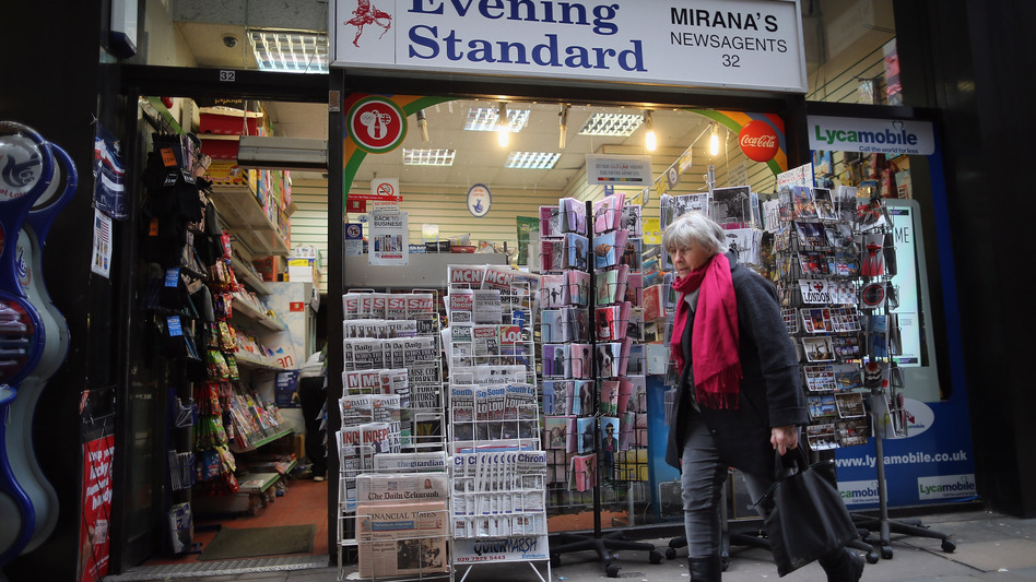 Britain's tabloids ruined many lives, a judge concludes. Now, he's recommending more oversight. (Getty Images)