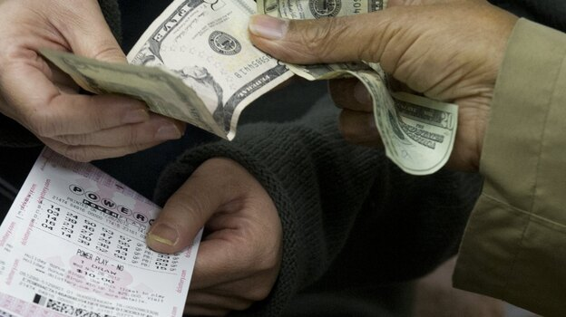 Ticket sales soared as the jackpot grew. (AFP/Getty Images)
