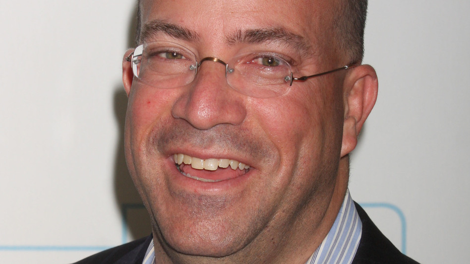 Jeff Zucker, who's going to CNN. (Landov)