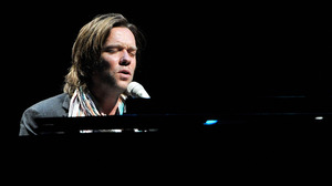"""Rufus Wainwright performs in London earlier this year. His cover of """"Hallelujah"""" is among the best-known versions of the oft-interpreted Leonard Cohen song."""