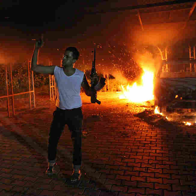 Chronology: The Benghazi Attack And The Fallout