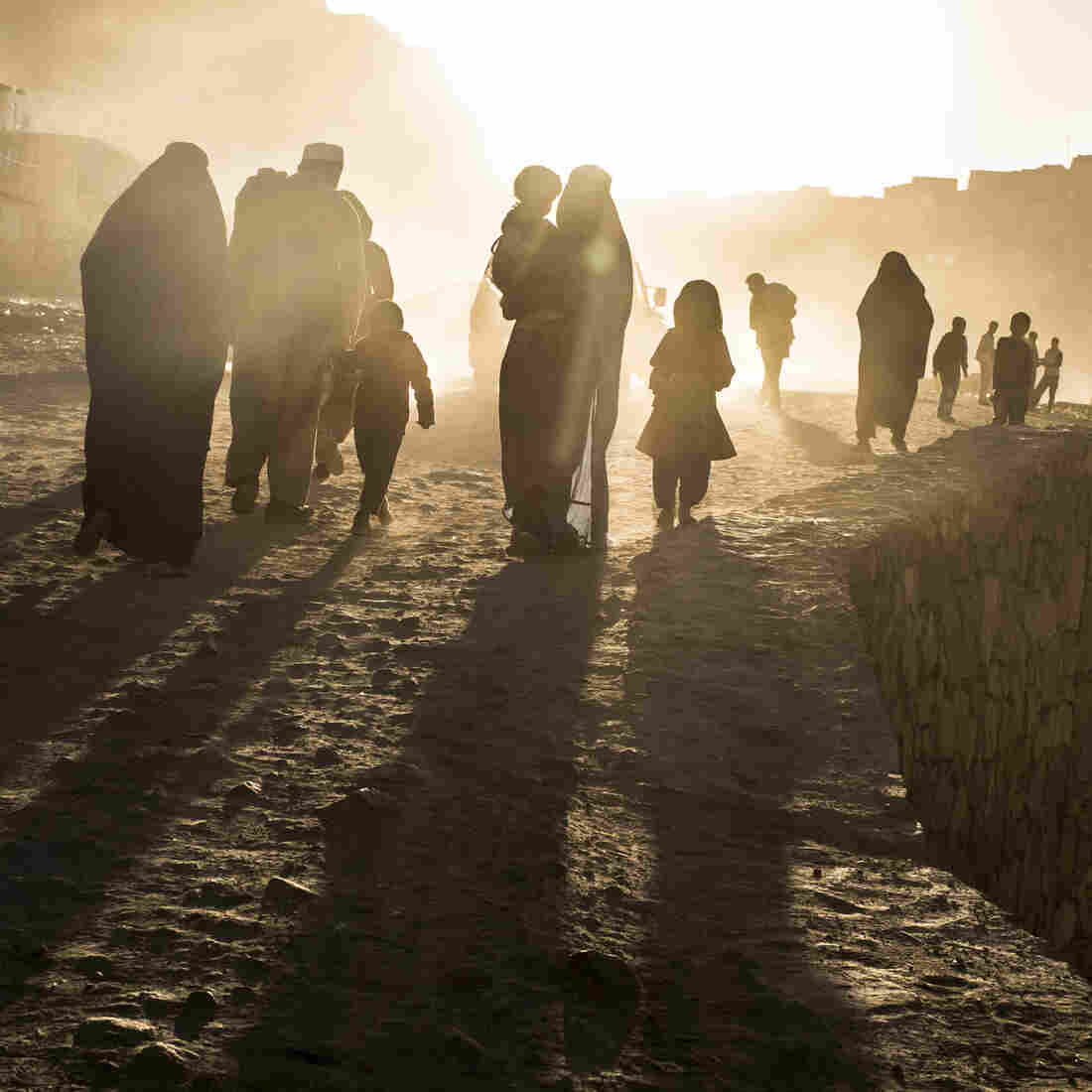 Afghans Begin New Exodus, Often At Great Cost