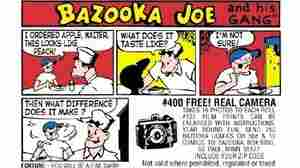 Say It Ain't So, Joe: Bazooka Bubble Gum Is Killing Its Tiny Comics