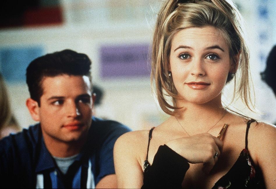 The use of the word <em>random</em> as slang found its way into Amy Heckerling's 1995 hit film, <em>Clueless,</em> starring Alicia Silverstone.
