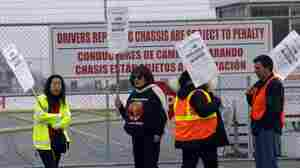California Dock Strike Widens, Slows Imports From Asia