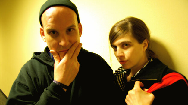 Ian MacKaye, co-founder of Dischord Records and the bands Fugazi and Minor Threat, and Amy Farina, formerly of The Warmers, form The Evens. Their third album together is called The Odds.