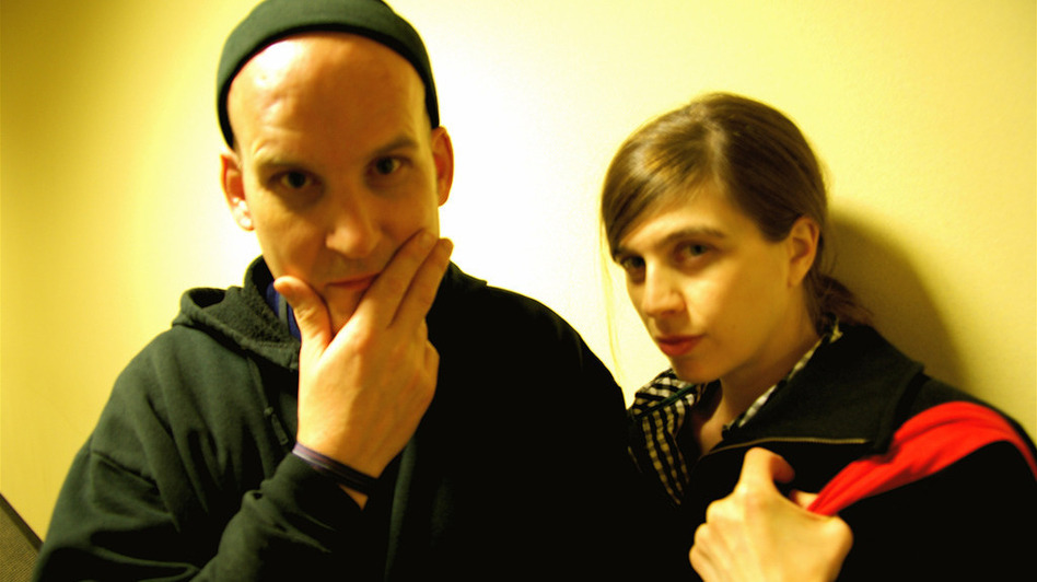 Ian MacKaye, co-founder of Dischord Records and the bands Fugazi and Minor Threat, and Amy Farina, formerly of The Warmers, form The Evens. Their third album together is called The Odds. (Courtesy of the artist)