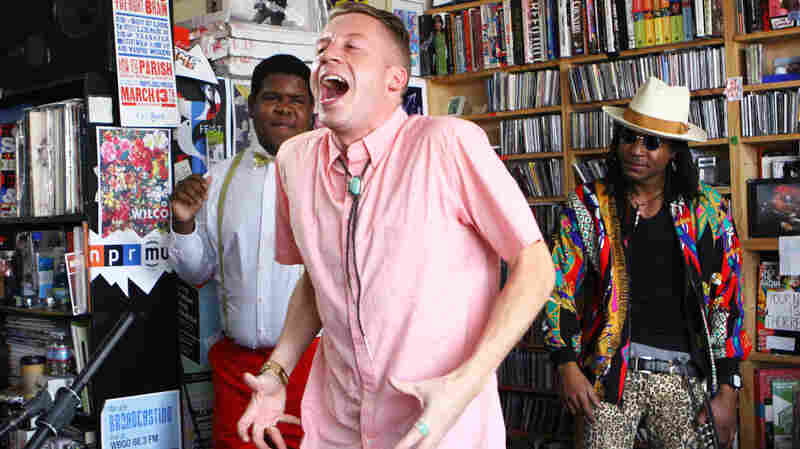 Macklemore & Ryan Lewis Tiny Desk Concert