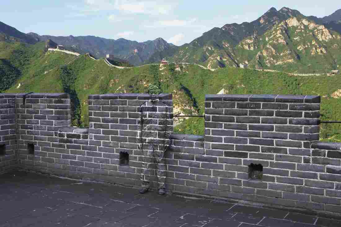 Hiding in the City No. 91 - Great Wall, 2010