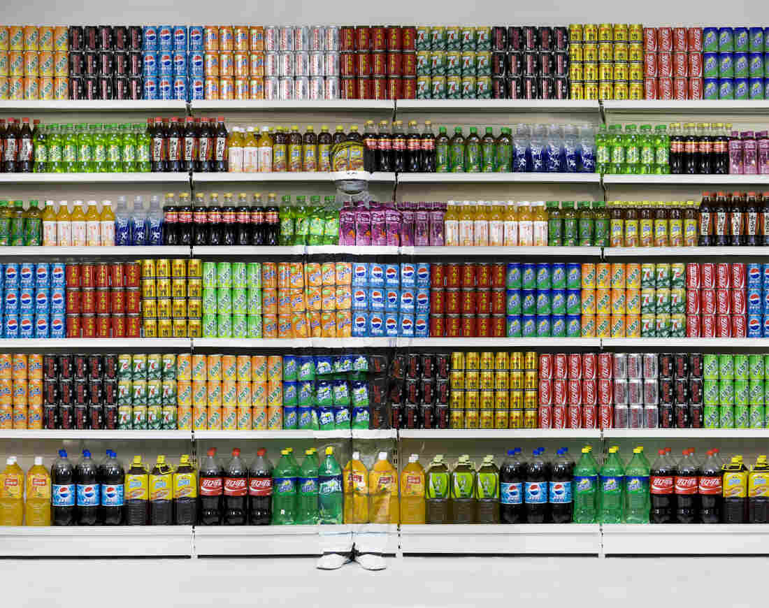 Hiding in the City No. 96 - Supermarket No. 3, 2011