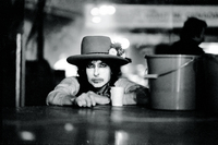 Rolling Thunder Revue tour, Montreal, 1975. '