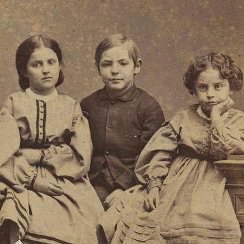 Rebecca, Charley and Rosa