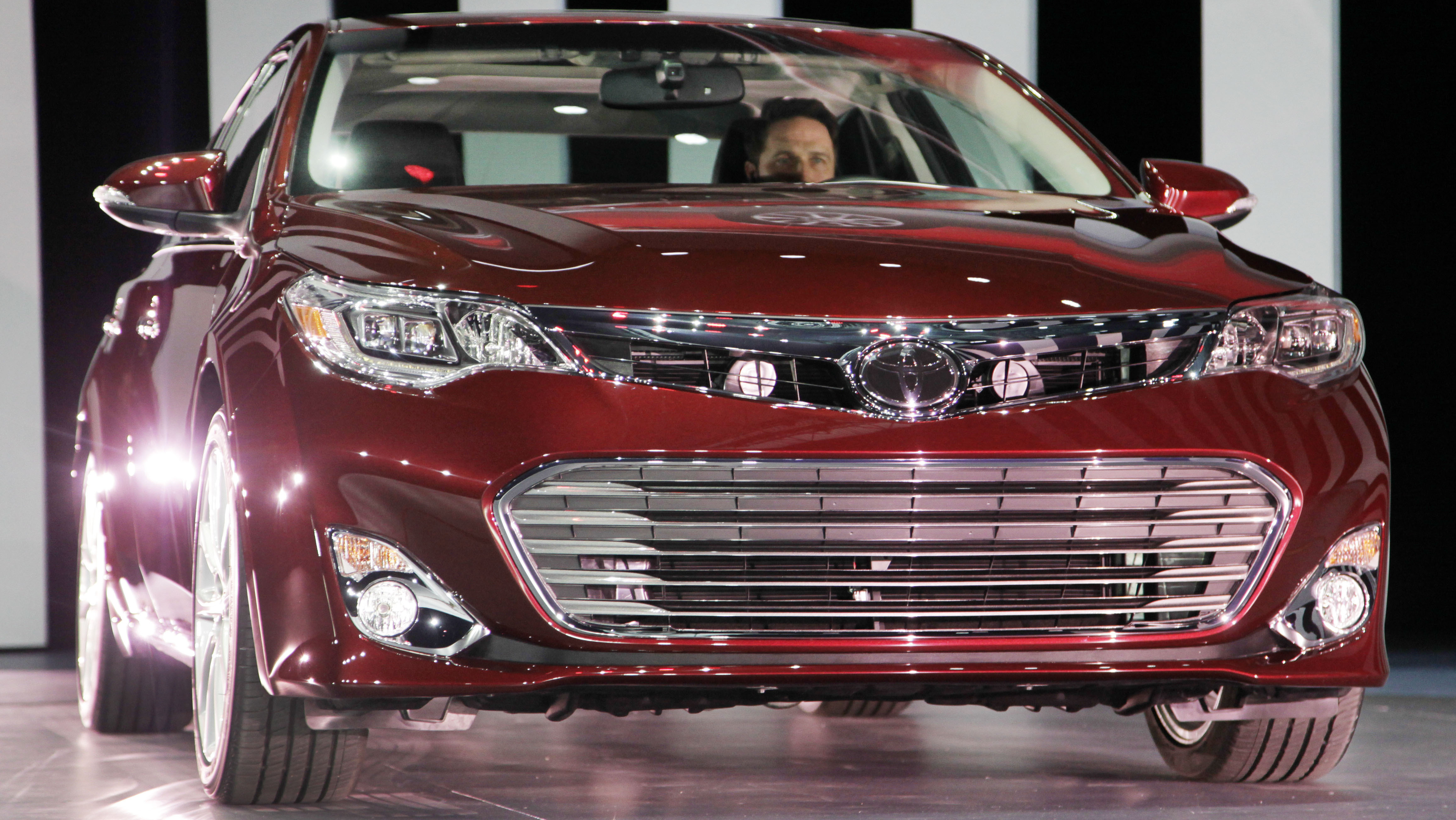 Sorry, Mom: The Toyota Avalon Is The Most American Car Made Today : Planet  Money : NPR