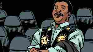 Neil deGrasse Tyson Helps His New 'Bud' Superman Get A Glimpse Of Home