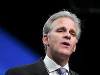 Israeli Ambassador to the U.S. Michael Oren says the Palestinians' new status at the U.N. will not change the overall political landscape.