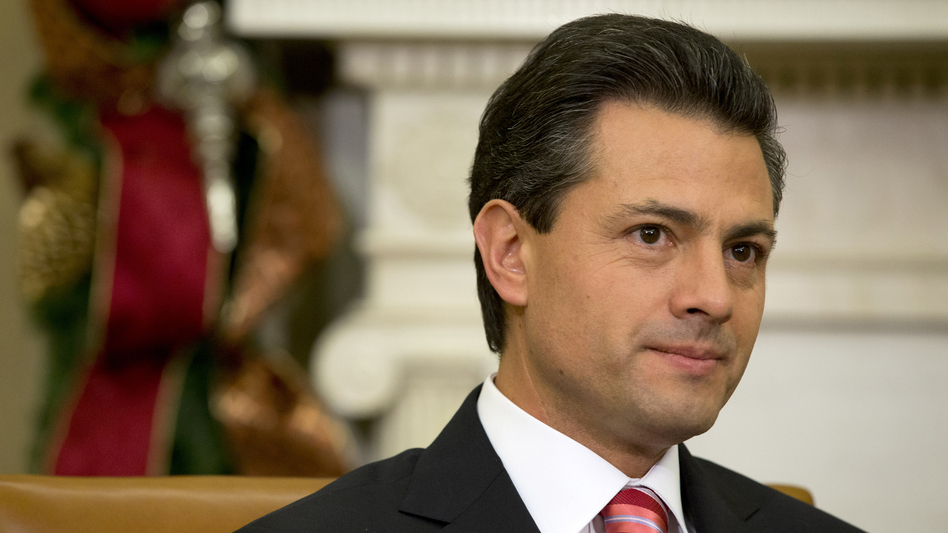 Mexico's new president, Enrique Pena Nieto, has made big promises in a country with a mixed record. (AP)