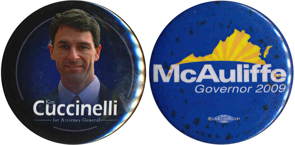 The likely lineup for the 2013 Va. gov. race.