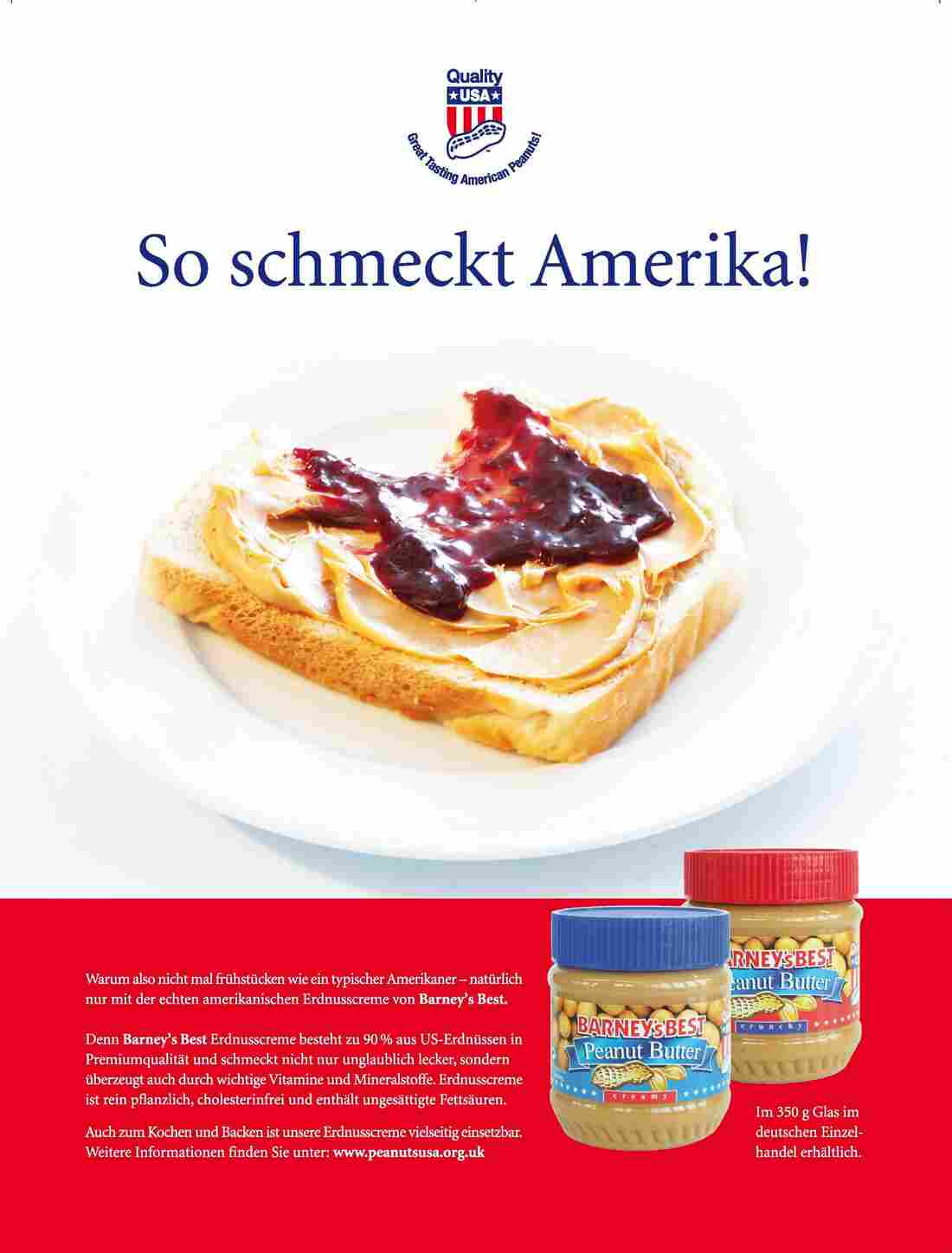 """""""This is how America Tastes!"""""""